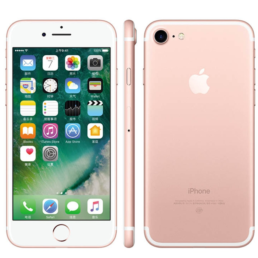 IPhone 7 Plus with FaceTime (Product) Red 128GB supports 4G LTE